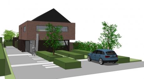 Hoe komt uw ideale tuinplan eruit te zien for Ontwerp voortuin met parkeerplaats