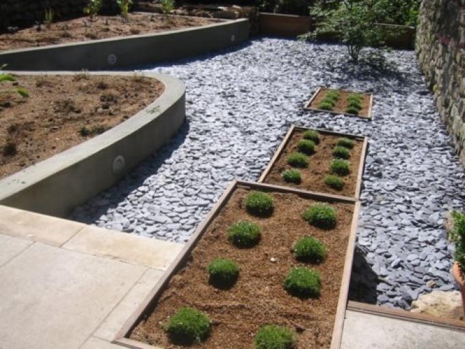 Kleine tuinen kunnen ook imponeren for Tuin uittekenen